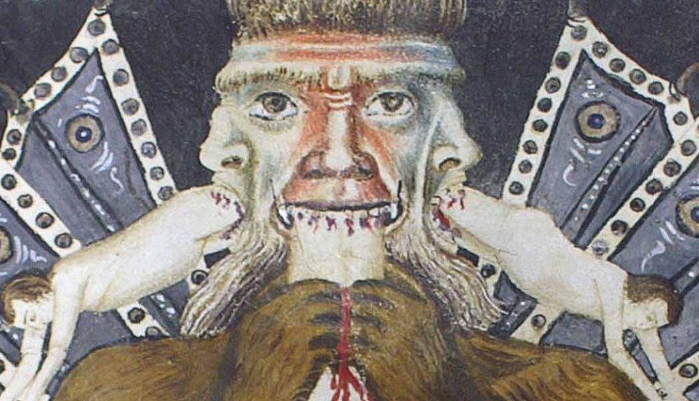 illustration du diable dans la musique par le diable de Dante